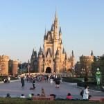 東京ディズニーランドのお城