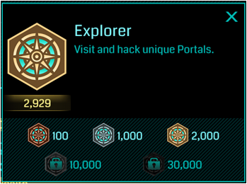 Ingress-Explorer