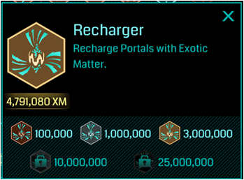 Ingress-Recharger