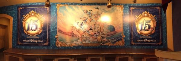 エンポーリオの壁画