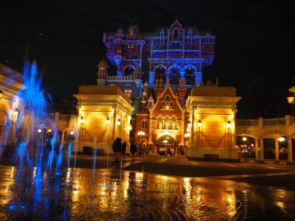 夜のパーク