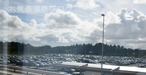 茨城空港の風景