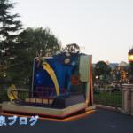 東京ディズニーランド・ピーターパンのフォトスポット