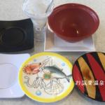 カッパ寿司のお皿